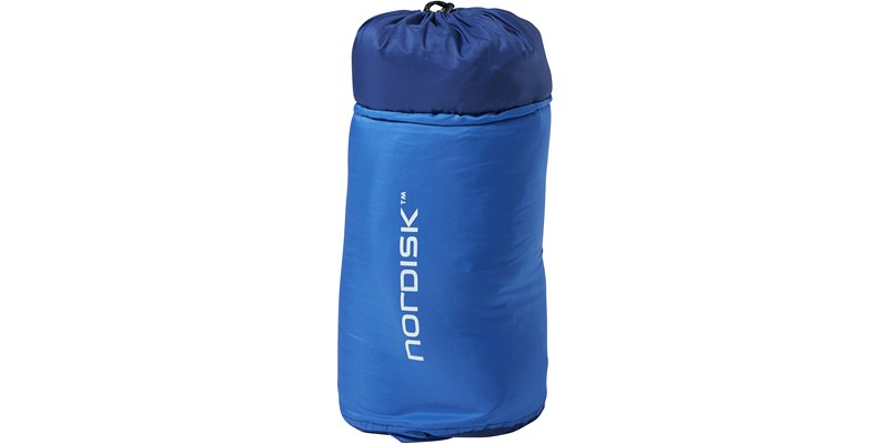 knuth plus 5 110436 nordisk junior sleeping bag limoges blue packsack 1