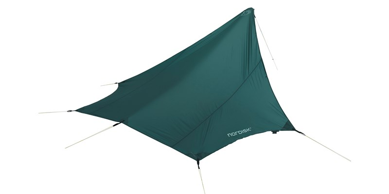 voss diamond si 117014 nordisk tarp forest green 07