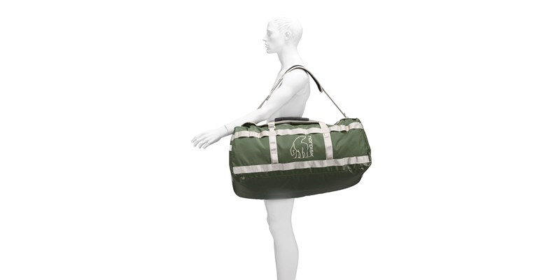 skara size l 133088 nordisk gear bag 100 litres forest green 25
