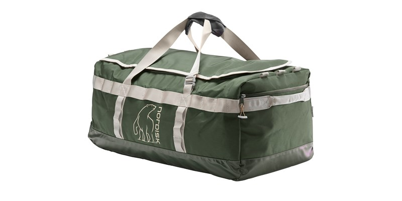 skara size m 133086 nordisk gear bag 70 litres forest green 02