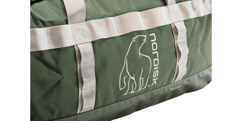 skara size m 133086 nordisk gear bag 70 litres forest green 07