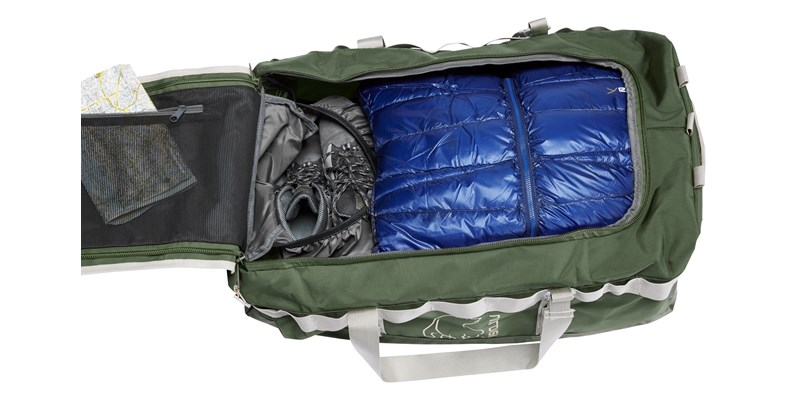 skara size m 133086 nordisk gear bag 70 litres forest green 20