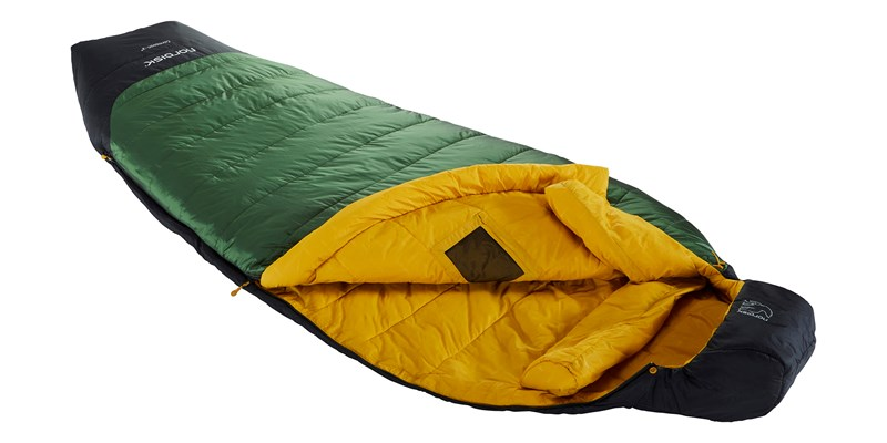 gormsson minus 2 egg 110474 75 nordisk 3 season sleeping bag artichoke green 03