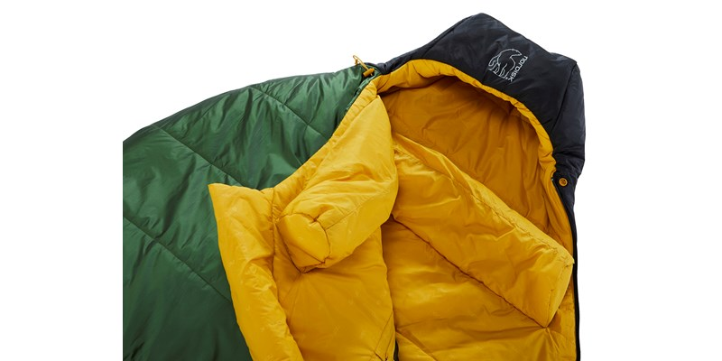 gormsson minus 2 egg 110474 75 nordisk 3 season sleeping bag artichoke green 04