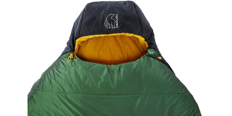 gormsson minus 2 egg 110474 75 nordisk 3 season sleeping bag artichoke green 05