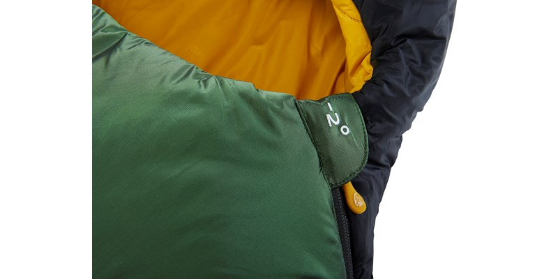 gormsson minus 2 egg 110474 75 nordisk 3 season sleeping bag artichoke green 07