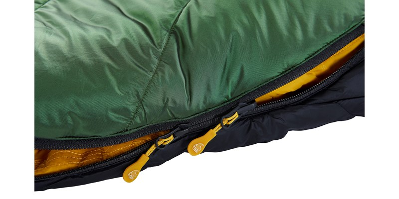 gormsson minus 2 egg 110474 75 nordisk 3 season sleeping bag artichoke green 09