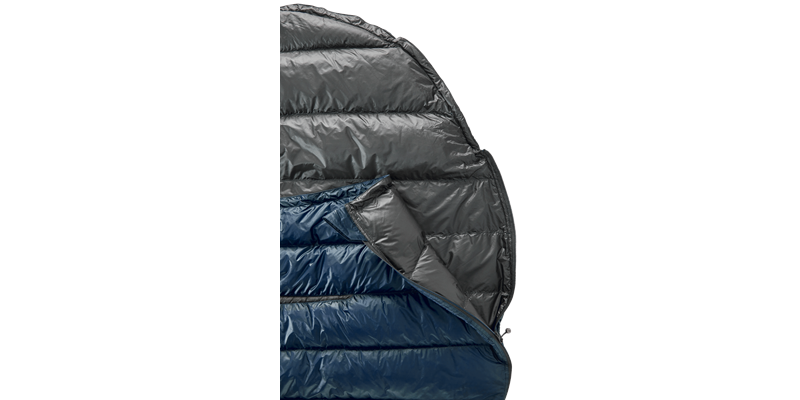 passion one 87021 87031 87041 nordisk down sleeping bag mood indigo black 04_low res