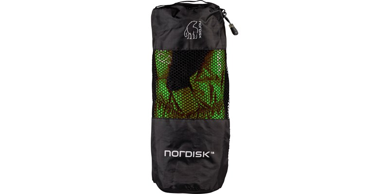mos 109060 nordisk down shoes green packasck